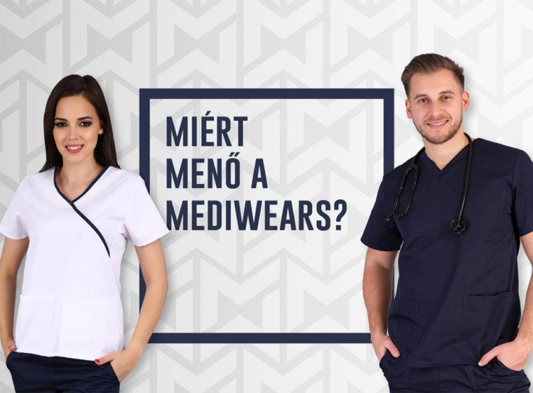 84fb8338ee Mediwears - Prémium minőségű egészségügyi munkaruha